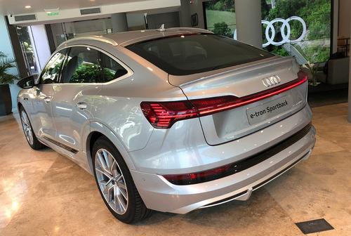 Nuevo Audi E-tron Sportback 55 Quattro 2021 *