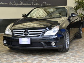 Mercedes-benz Clase Cls63 Amg 2008