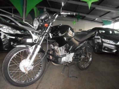 Yamaha Ybr 125 Factor K Preto 2011