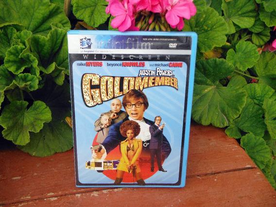 Austin Powers - Goldmember - Dvd