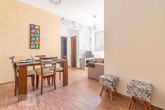 Apartamento No 5º Andar Mobiliado Com 3 Dormitórios E 1 Garagem - Id: 892945647 - 245647