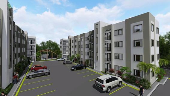 Apartamento En Plano En Licey Wpa36