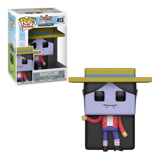 Funko Pop! - Adventure Time - Marceline - (32243) (413)