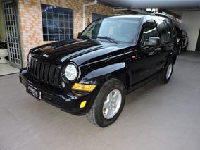 Jeep Cherokee Sport 3.7 V6 4x4 2005 Preta