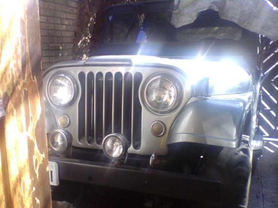Jeep Cj6 1963