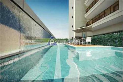 Apartamento À Venda, 3 Quartos, 3 Suítes, 1 Vaga, Botafogo - Rio De Janeiro/rj - 18488