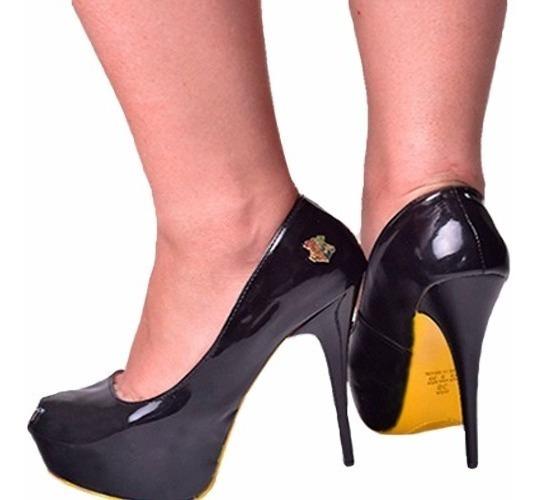 Lindo Sapato Feminino Salto Alto - Estilo Importado M28