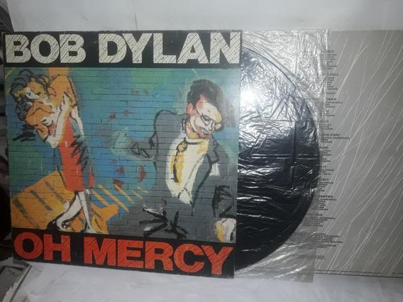 Lp Bob Dylan Oh Mercy 1989 + Encarte