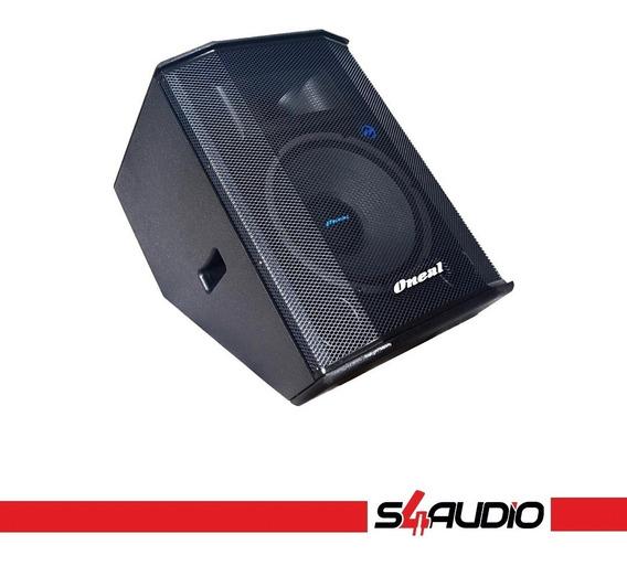 Caixa Acústica Amplificada De Retorno - Opm 1035