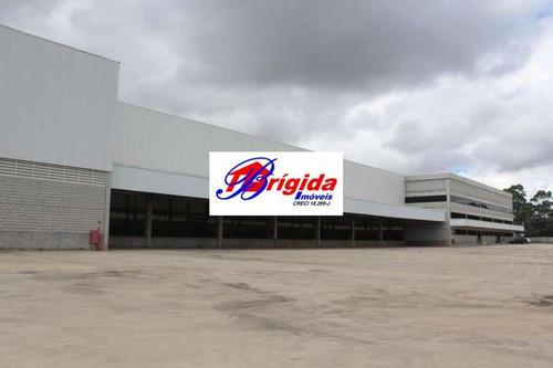 Imagem 1 de 9 de Galpão Industrial Novo!! Monousuário 9.088m², Cotia!!! - Ga15w