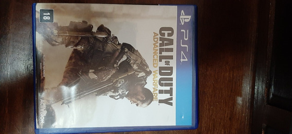 Jogo De Ps4 Call Of Duty Advanced Warfare