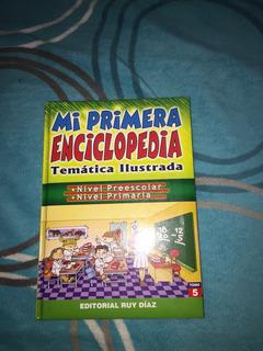 Mi Primera Enciclopedia Temática Ilustrada