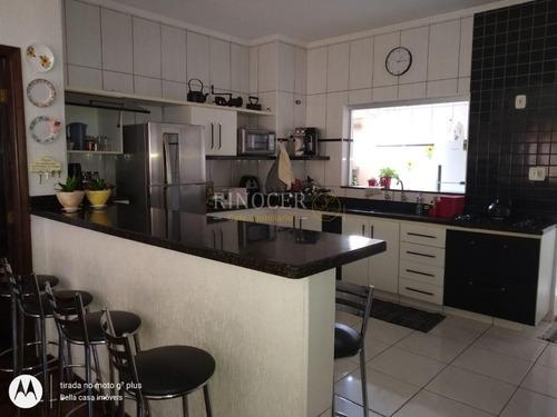 Imagem 1 de 14 de Casa Padrão Em Franca - Sp - Ca0225_rncr