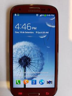 Celular Samsung Galaxy S3 Gt- I9300 Desbl Original Usado