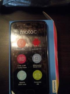 Celular Motorola Moto C