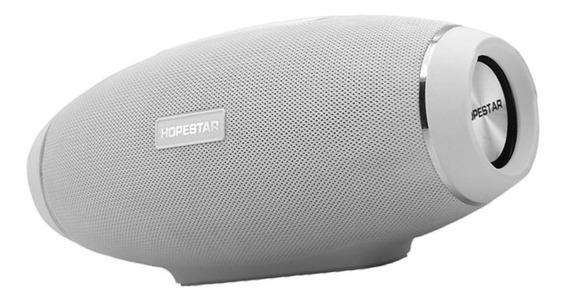Caixa De Som Bluetooth Hopestar H20 30w Rms Todas As Cores
