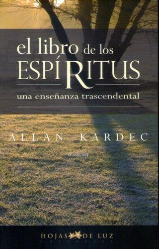El Libro De Los Espíritus Allan Kardec