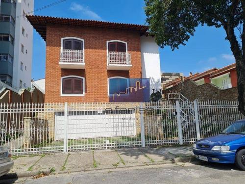 Sobrado Com 3 Dormitórios, 600 M² - Venda Por R$ 2.500.000,00 Ou Aluguel Por R$ 7.000,00/mês - Vila Dalila - São Paulo/sp - So1174