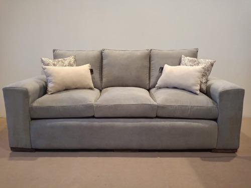 Sillón De 3 Cuerpos-sofá- Juego De Living- Butacas