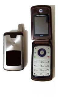 Radio Nextel Motorola I776 Con Tapa Muy Buen Estado (m)