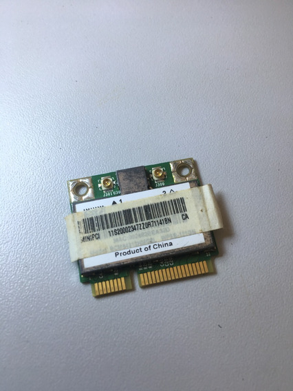 Placa Airport Wireless Cce Winbook N23s Bcm94313hmg2l