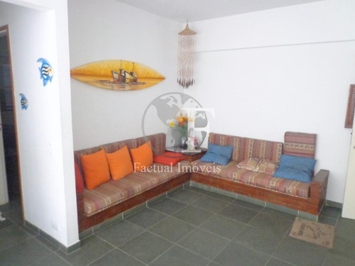 Apartamento Residencial À Venda, Enseada, Guarujá. - Ap8688