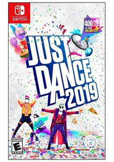Just Dance 2019 - Nintendo Switch Fisico Sellado