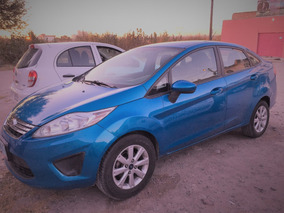 Ford Fiesta 1.6 Se 5vel Sedan Mt