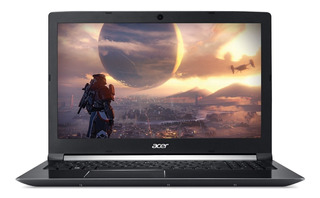 Laptop Gamer Acer Aspire I7-8750h 512gb Ssd + 1tb 16gb Ram Nvidia