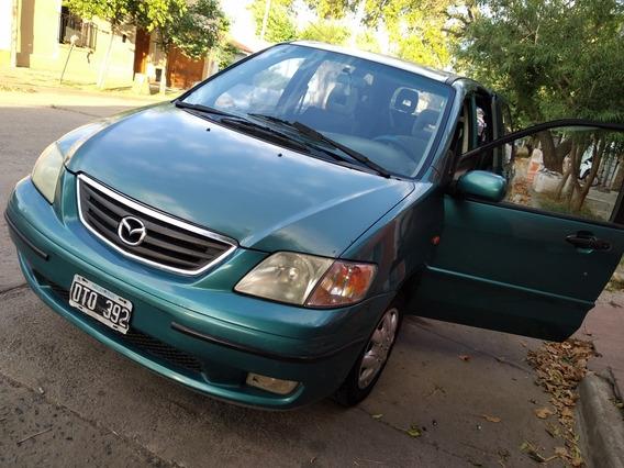 Mazda Mpv 2.5 4x2 Glx 2001