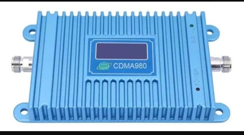 Repetidor Celular 850mhz 70db 2g/3g Cdma-980+ Antena Interna