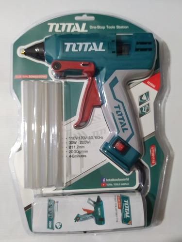 Pistola Electrica Silicón Grueso Resistente Y Potente 220w