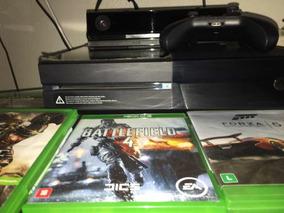 Xbox One Completo + 4 Jogos