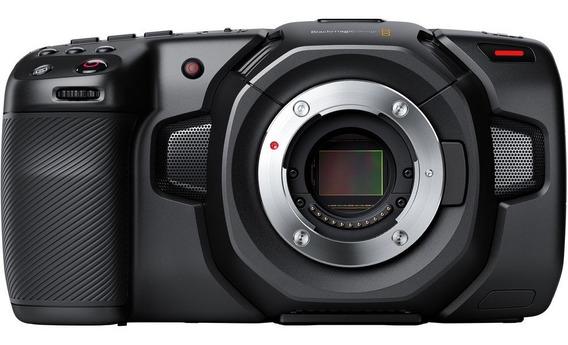 Blackmagic Pocket Camera 4k - Pronta Entrega !!!