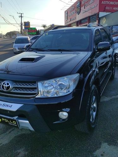 Toyota Hilux 2011 3.0 Srv Cab. Dupla 4x4 Aut. 4p