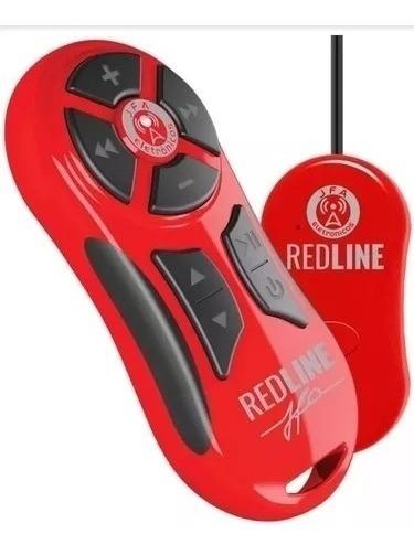 Controle Jfa Red Line Longa Distância P2 Pioneer Lançamento