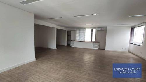 Conjunto Comercial Para Alugar, 104m² - Brooklin - São Paulo/sp - Cj2360