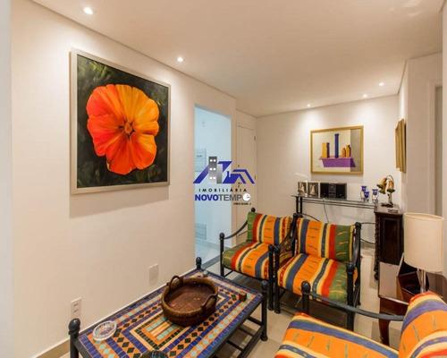 Apartamento Com 1 Dormitório Sendo Suíte, 1 Vaga E Deposito ! - 2766 - 67875328