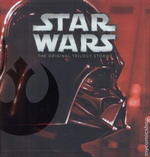 Libro Star Wars The Original Triology Stories Tapa Dura