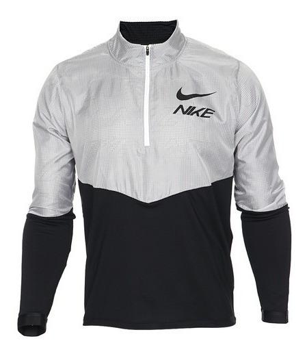 Sudadera Nike Element Dri-fit Running Hz Dry Chamarra