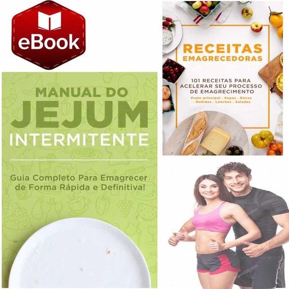 Manual Do Jejum Intermitente Emagrecer Saudável + Blindes