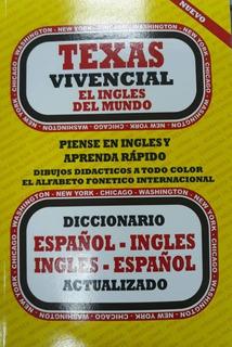 Diccionario Texas Vivencial Ingles Español