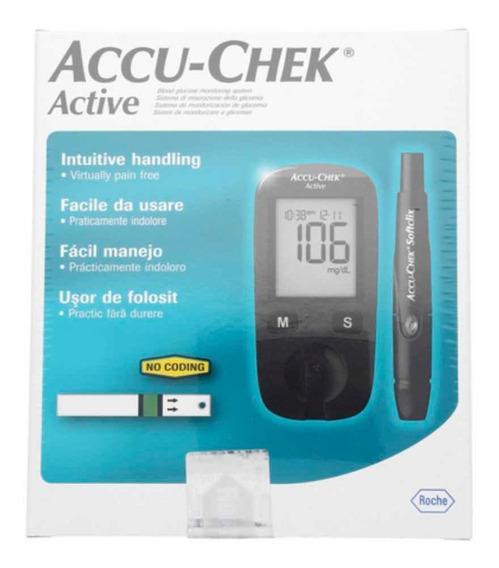 Accu-chek Glucómetro Active