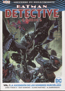 Batman - Detective Comic Vol. 1