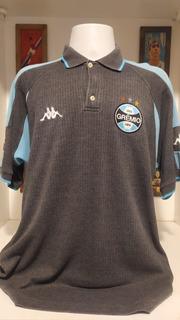 Camisa Futebol Gremio Passeio Kappa
