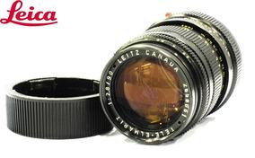 Lente Leica M 90mm F/2,8 Elmarit - Usada