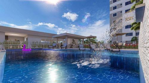 Imagem 1 de 29 de Apartamento Com 2 Quartos À Venda, 44 M² , Elevador, Financia - Passaré - Fortaleza/ce - Ap1988