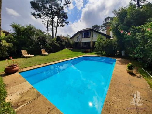 Casa En Punta Del Este Pinares  Playa Mansa- Ref: 30275