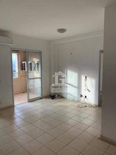 Apartamento Com 3 Dormitórios À Venda, 99 M² Por R$ 510.000 - Jardim Botânico - Ribeirão Preto/sp - Ap3364