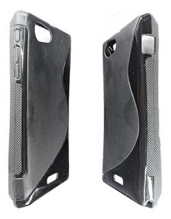 Sony Xperia J St26i St26a - Forro + Lamina Protectora